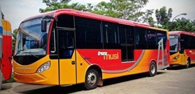 Nomor Satu Pengembang BRT