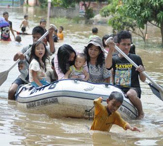 Banjir Terbesar setelah 10 Tahun