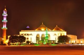 Masjid Agung, Lambang Kejayaan Islam di Palembang