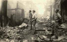 sumatra-palembang-verwoestingen-januari-1947
