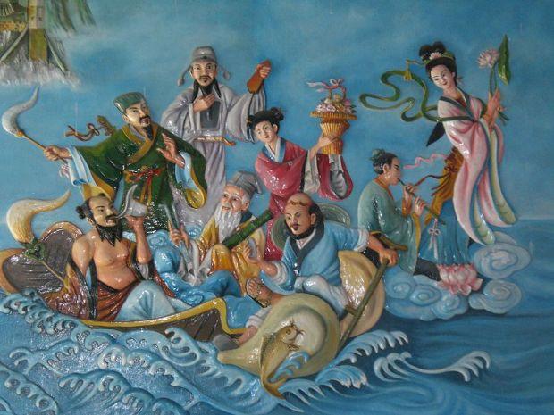 Ba Xian (Delapan Dewa)