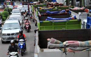 Ancam Lumpuhkan Palembang