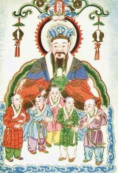 Dewa Dapur (Chauw Kun Kong)
