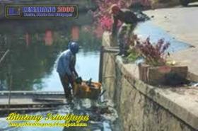 Normalisasi Sungai Bendung Capai 5 Km
