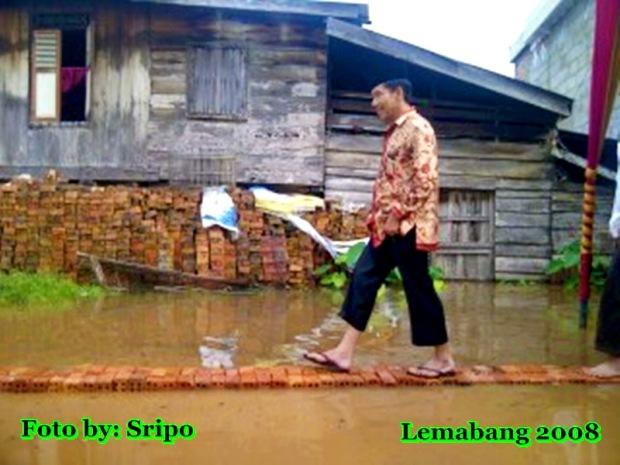 Romi Herton: Tak Banyak yang Bisa Dilakukan Bila Banjir Rob Datang