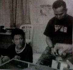Sopir Angkot Nyambi Jual Sabu