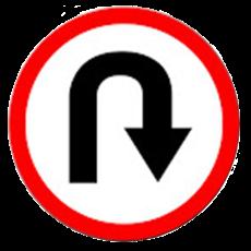 Maksimal Dua U-Turn