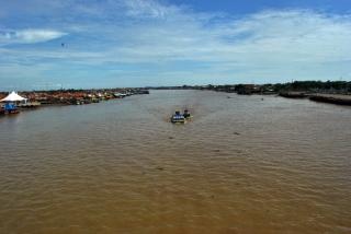 Sekilas Legenda Sungai Musi