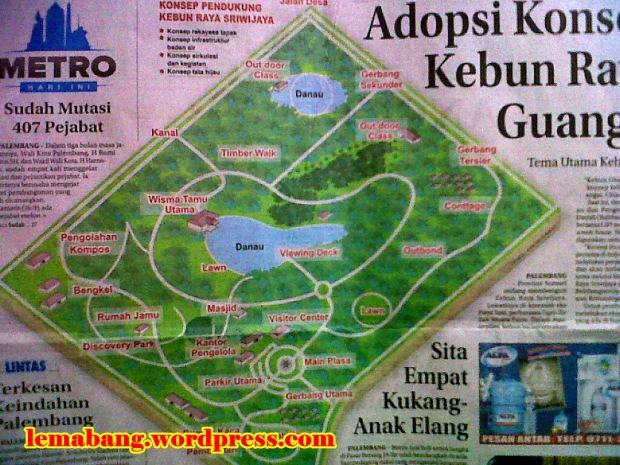 Adopsi Konsep Kebun Raya Guangxi