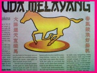 Tahun Kuda Penuh Makna