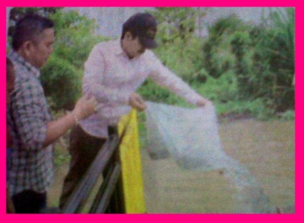 2015 Palembang Memiliki Wisata Penangkaran Ikan di Sungai Musi