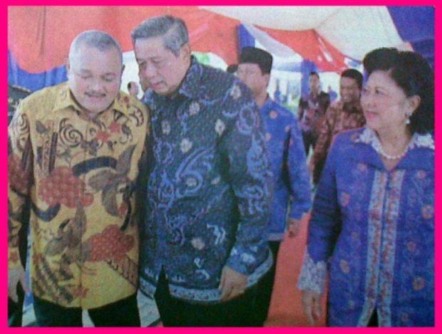 SBY-Alex Terima Penghargaan dari Insan Pers