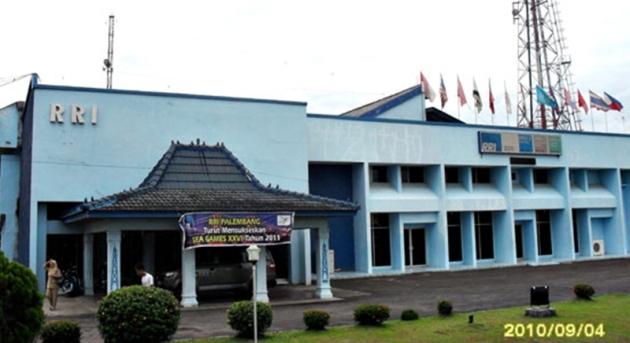 Menyusuri Jejak RRI Palembang