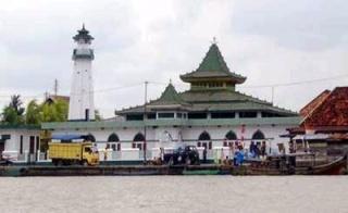 Sejarah Masjid Kiai Marogan