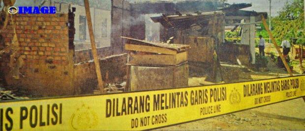 Tewas Diduga Ditusuk Penodong | LEMABANG 2008 --- Berita, Photo dan Wallpaper