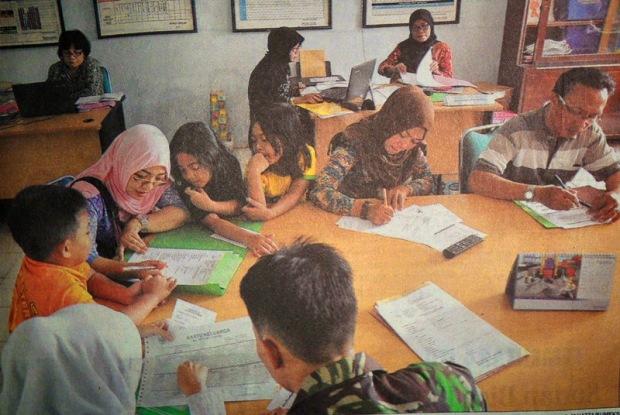 Tak Ada Tes Susulan | LEMABANG 2008 -- Berita, Photo, dan Wallpaper