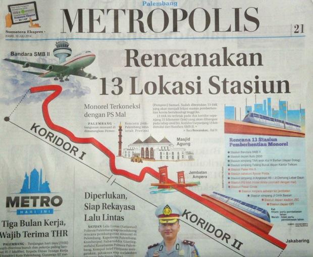 Rencanakan 13 Lokasi Stasiun