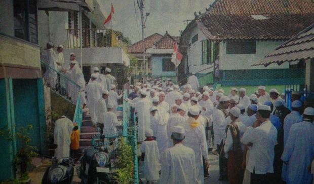Mengenal Tradisi Rumpak-rumpak di Kampung Arab Palembang