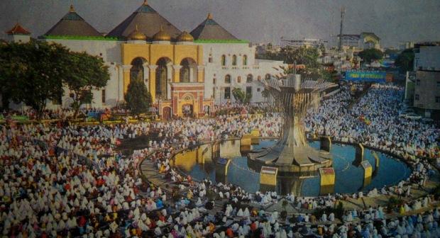 Foto: Semarak Idul Fitri 1435 H