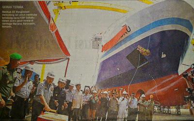Sumsel Produksi Kapal Rp 161,1 M