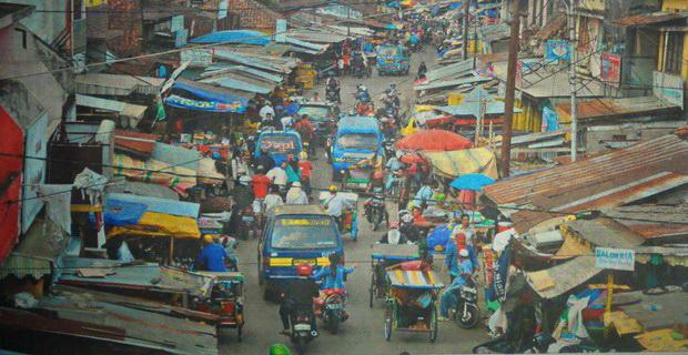 Keberadaan Pasar Tradisional di Tengah Perkembangan Pasar Modern