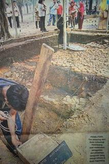 Minimnya Perhatian Pemerintah terhadap Situs Bersejarah di Sumsel