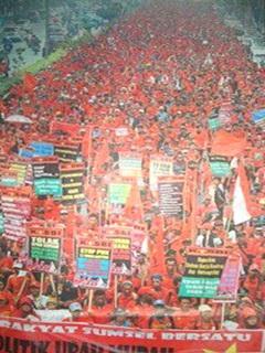 Tuntut Upah Rp 3.439.000