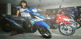 Gebrak Pasar, Luncurkan Suzuki Address