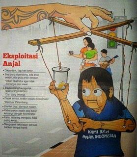 Menelusuri Jejak Eksploitasi Anak Jalanan (anjal)